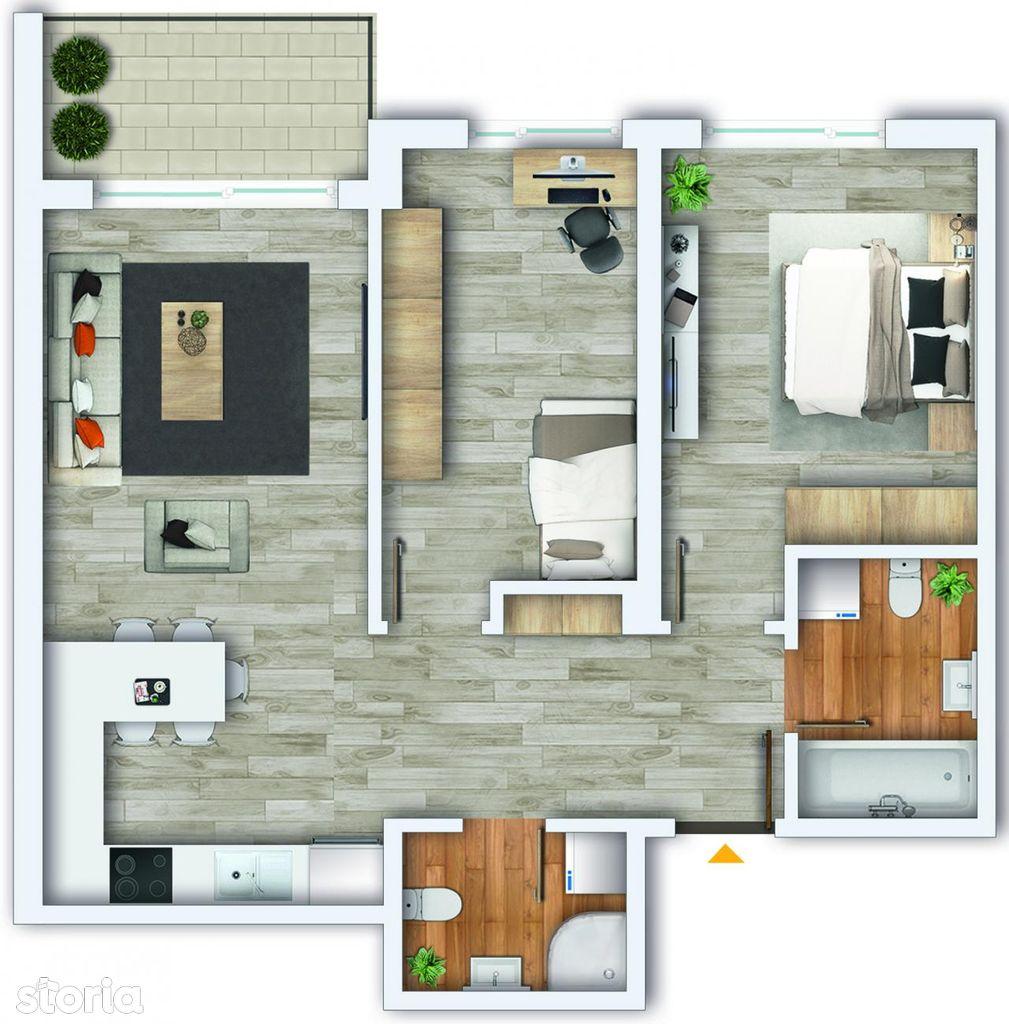 Apartament de vanzare, Bihor (judet), Oradea - Foto 1