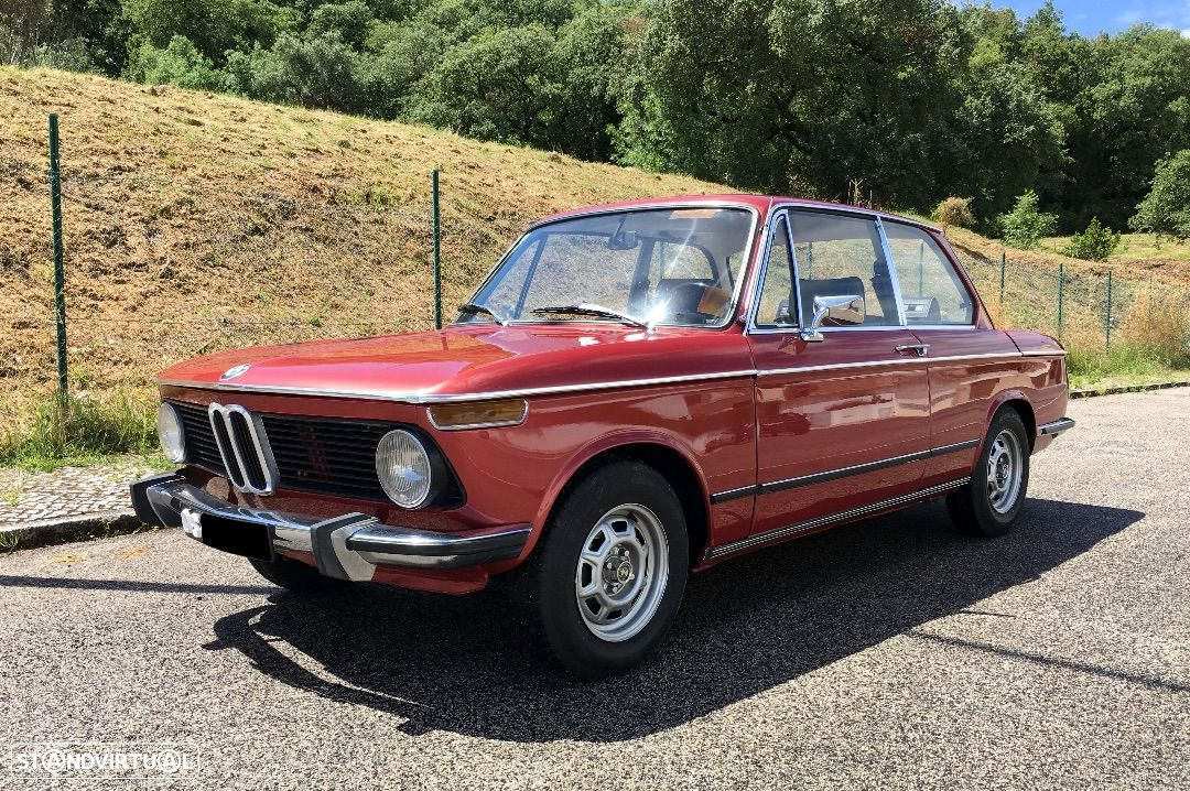 BMW 2002 tii MATCHING NUMBERS - 1