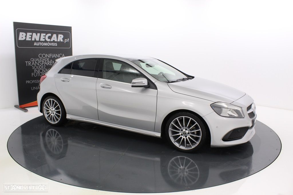 Mercedes-Benz A 180 CDi Final Edition Cx. Aut. - 10