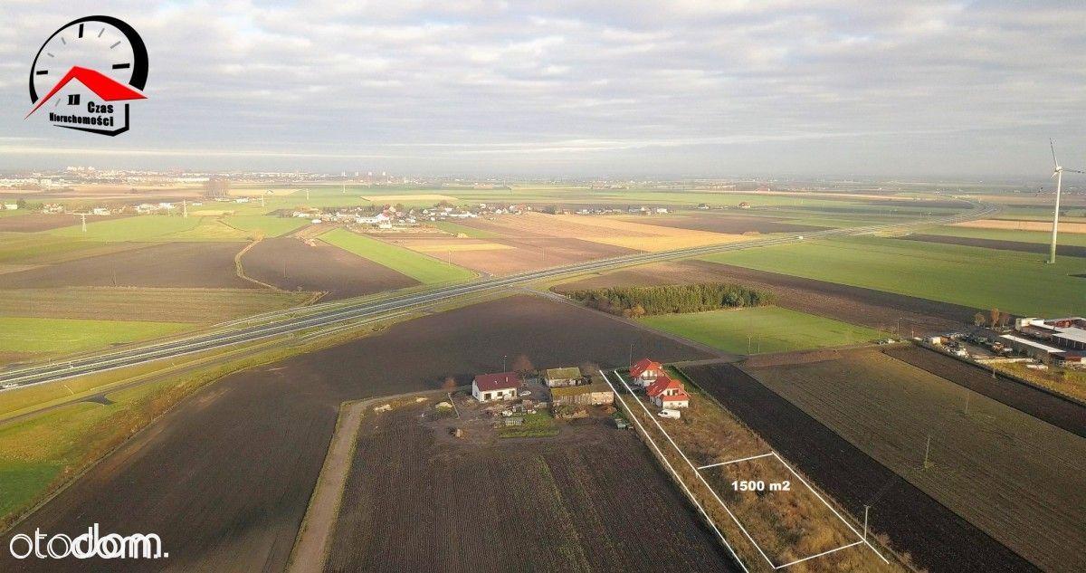 Działka na sprzedaż, Inowrocław, Szymborze - Foto 1
