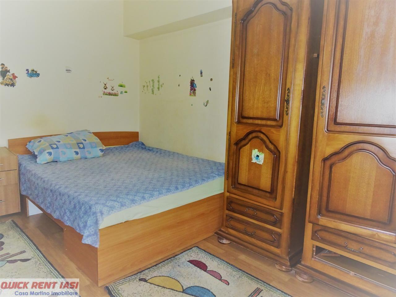 Apartament de inchiriat, Iași (judet), Strada Cuza Vodă - Foto 5