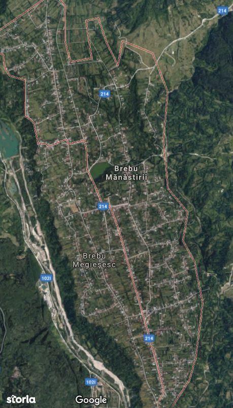Teren de Vanzare, Brebu, Prahova - Foto 1