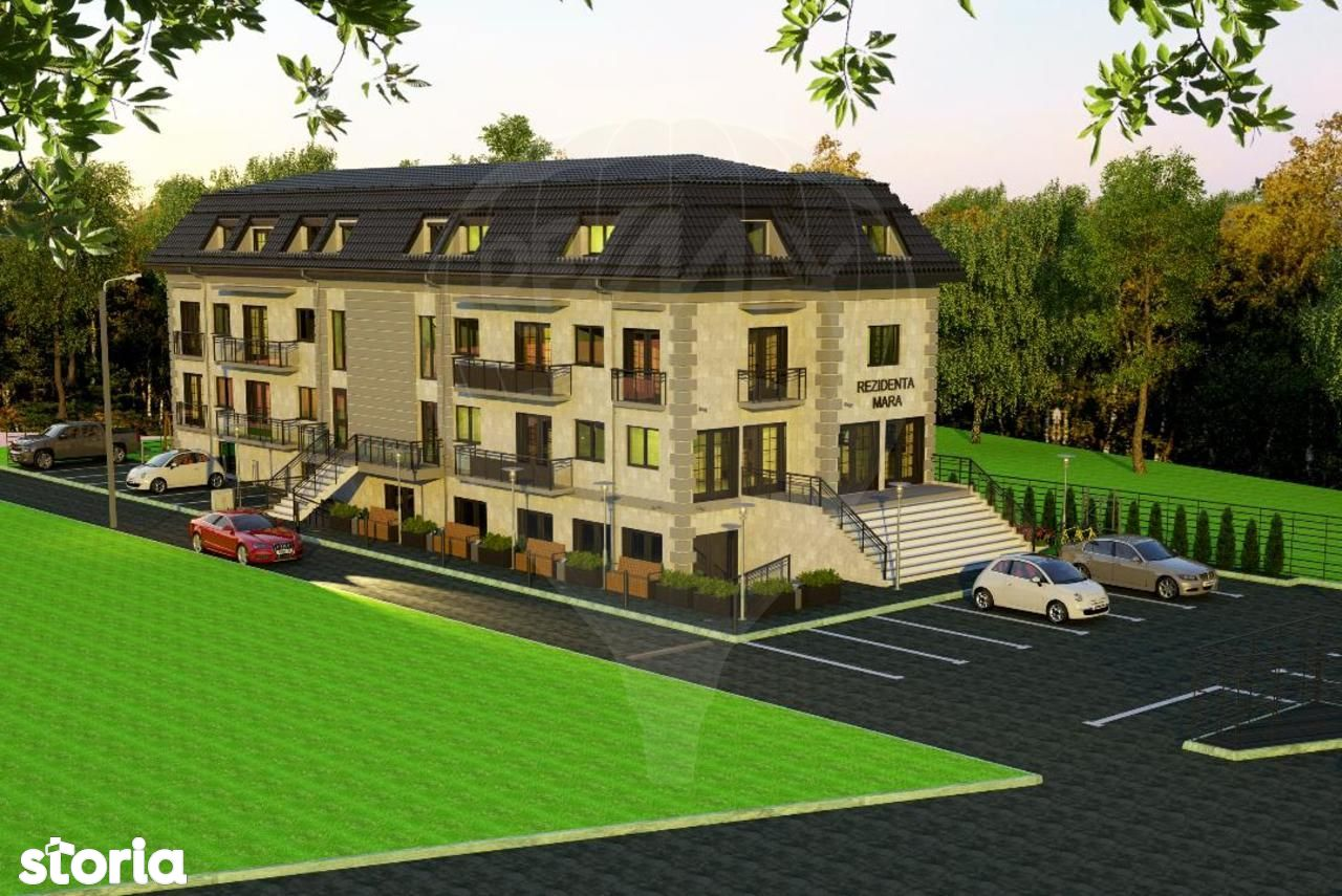 Apartament de vanzare, Sibiu, Hipodrom 4 - Foto 6