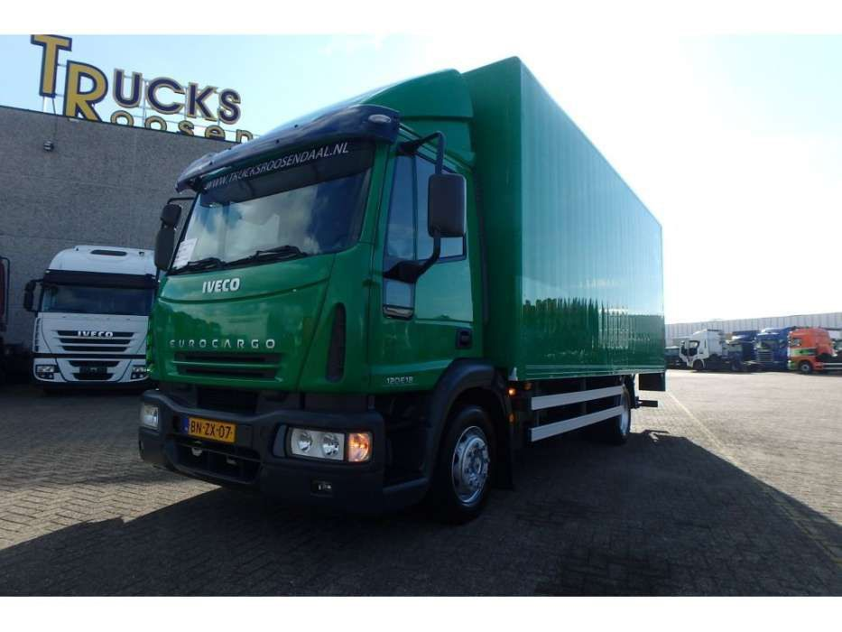 Iveco EuroCargo 120E18 + Manual + Lift - 1