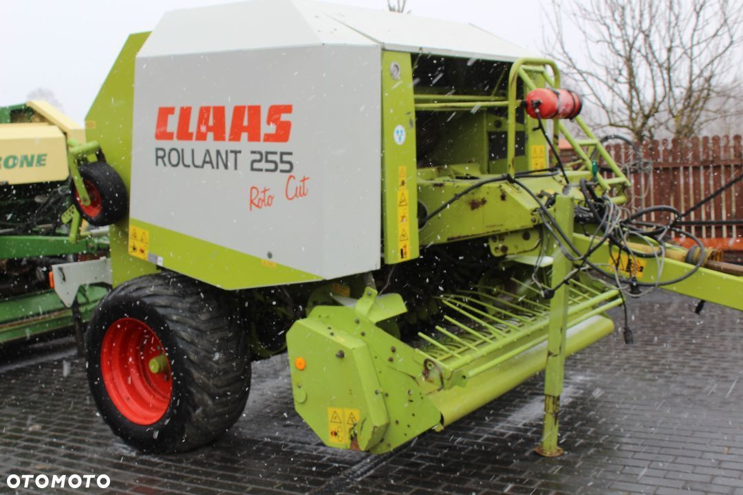 Claas rollant 250.255 - 1