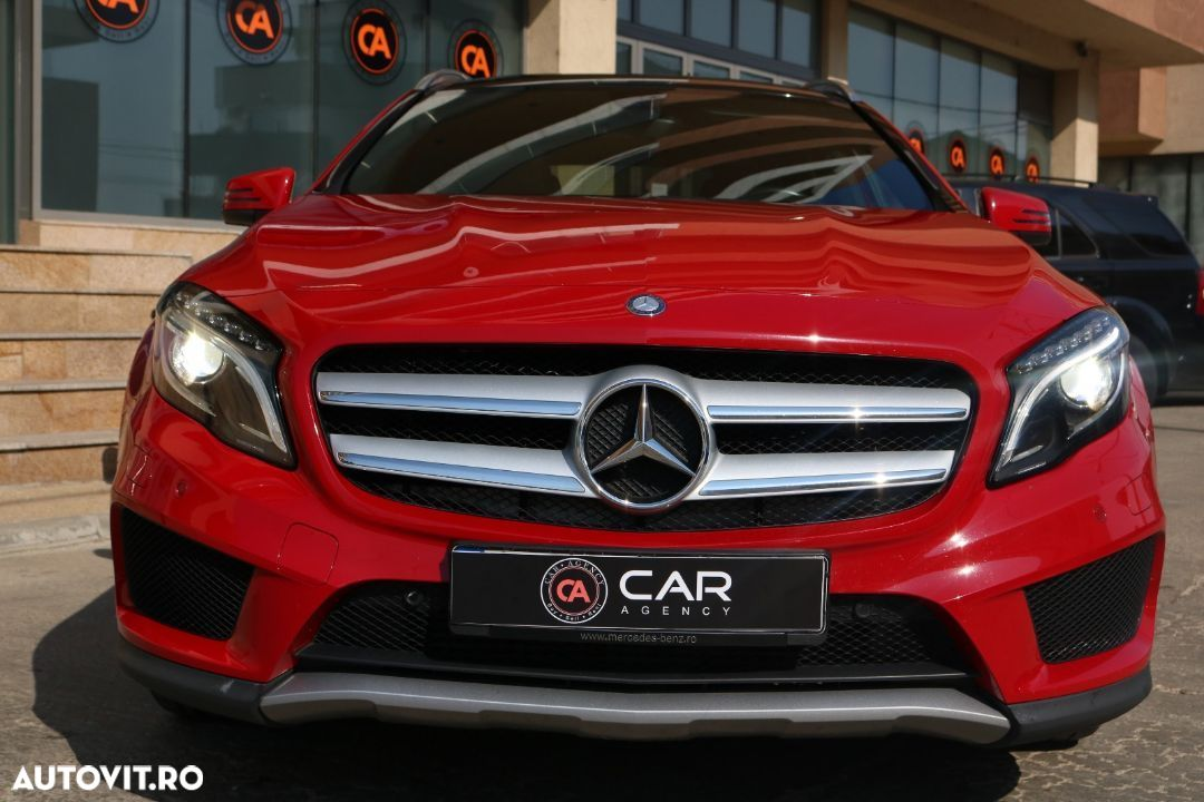 Mercedes-Benz GLA 220 - 17
