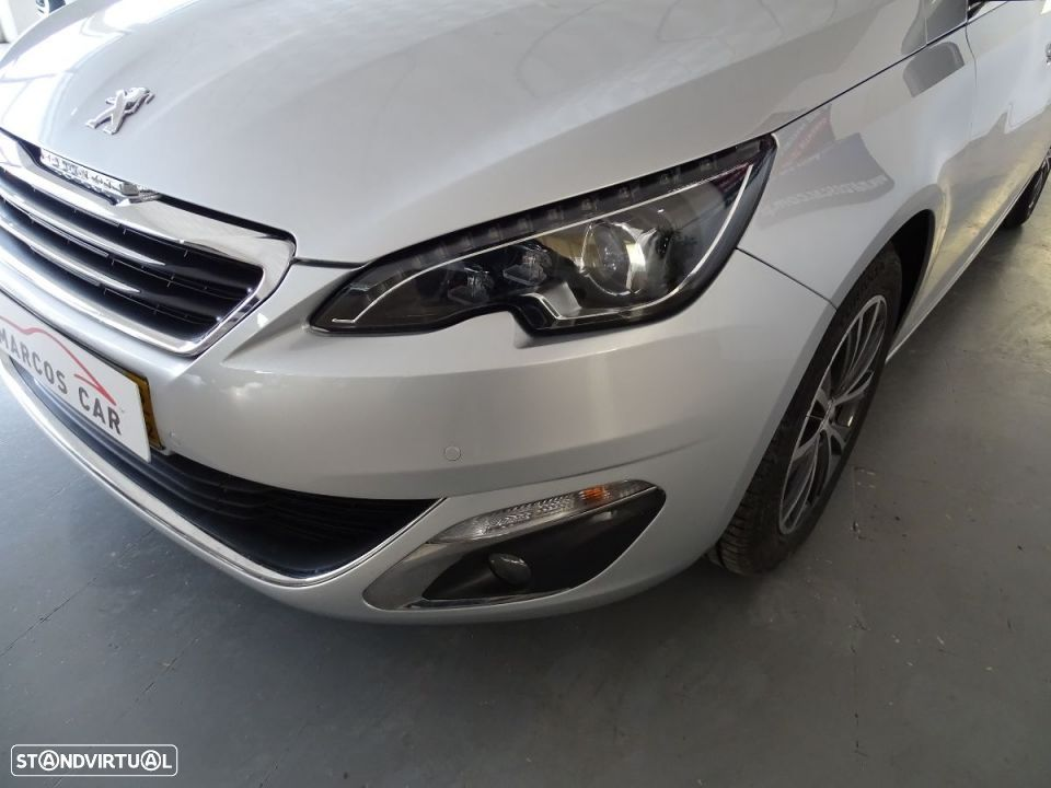 Peugeot 308 SW 1.6 Blue HDI Business Line - 4