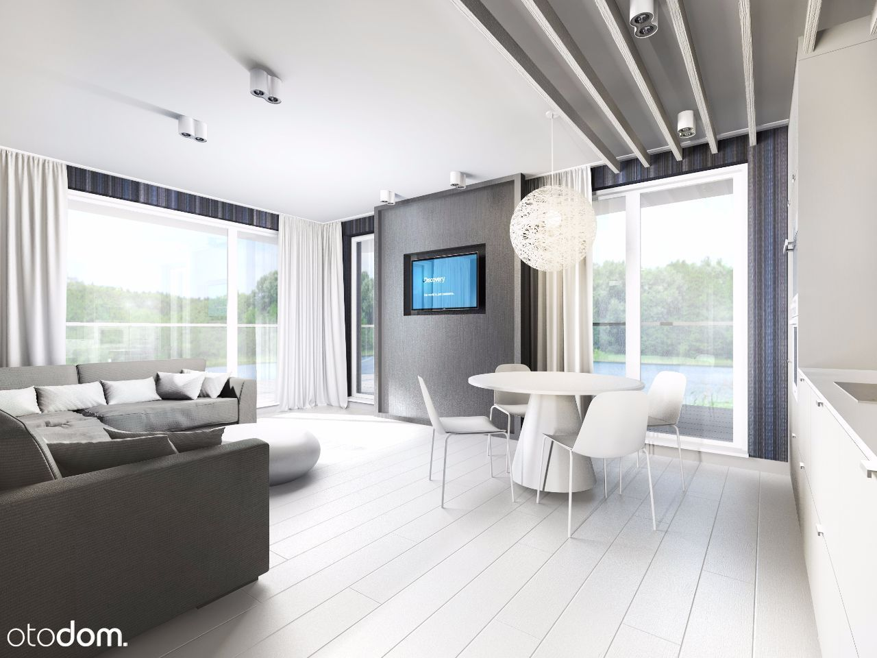 Mieszkanie na sprzedaż, Rogowo, gryficki, zachodniopomorskie - Foto 1009
