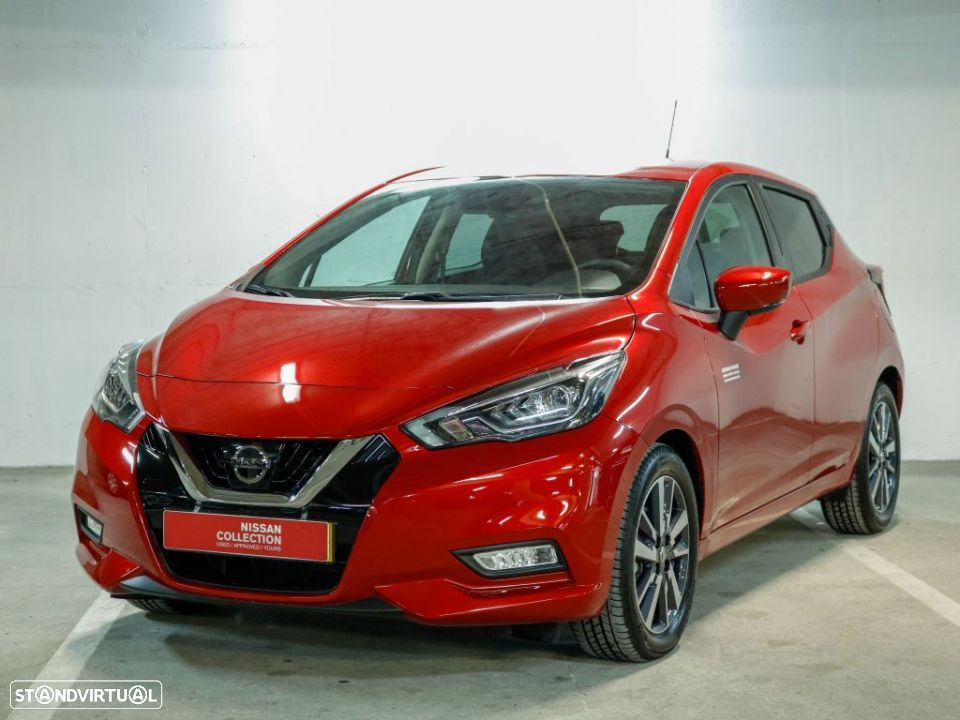 Nissan Micra 1.5dCi 66 kW (90 CV) S&N-Connecta P360+LED - 1