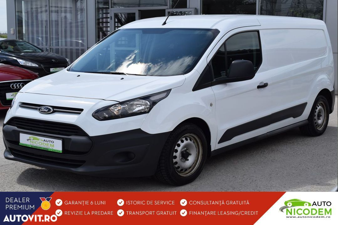 Ford Transit Connect - 12