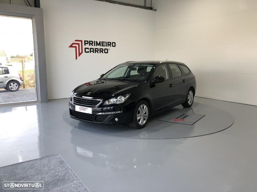Peugeot 308 SW 1.6 HDI Business Pack GPS 120cv - 15