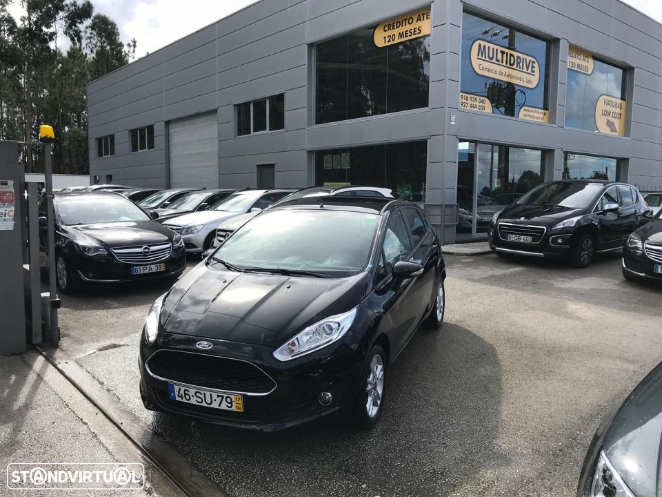 Ford Fiesta 1.0 ti-vct trend - 1