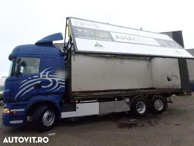 Scania R 500 + PTO + MANUAL + KIPPER + SPECIAL! - 1