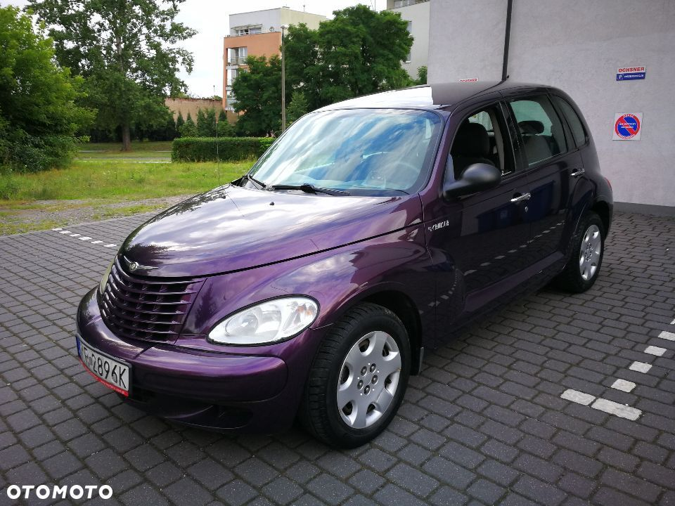 Chrysler PT Cruiser Chrysler PT Cruiser zadbany z 2005 r. 2.4 107.000 km - 7
