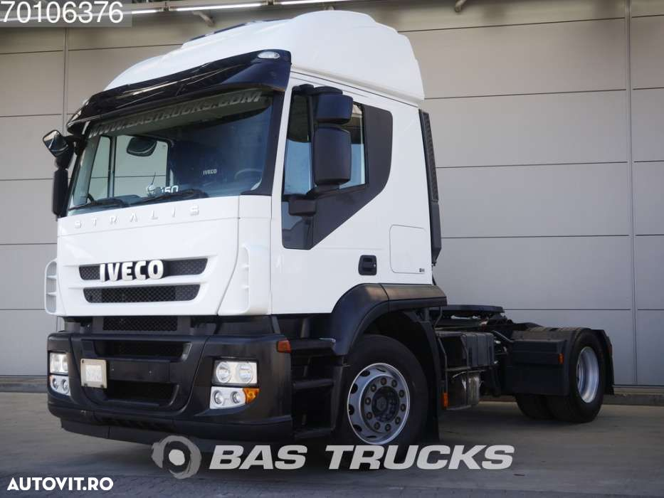 Iveco Stralis AT440S45 4X2 Intarder Euro 5 - 1