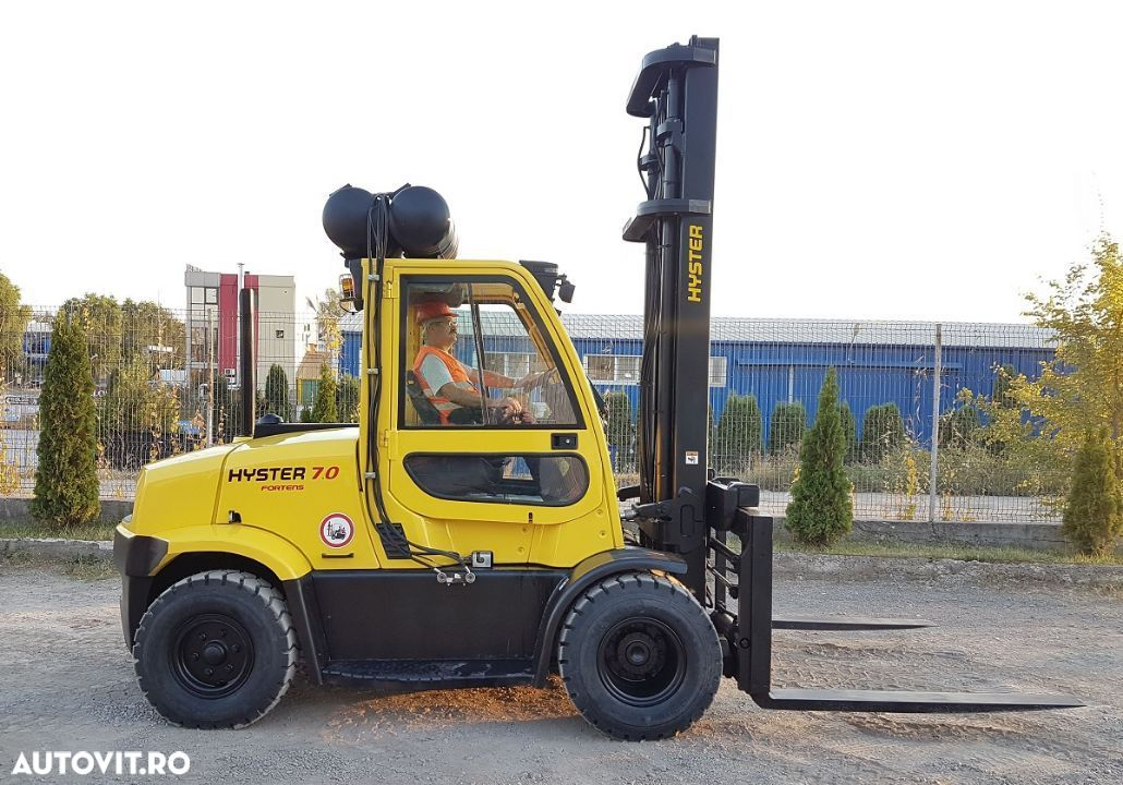 Hyster H7.0 FT - 1