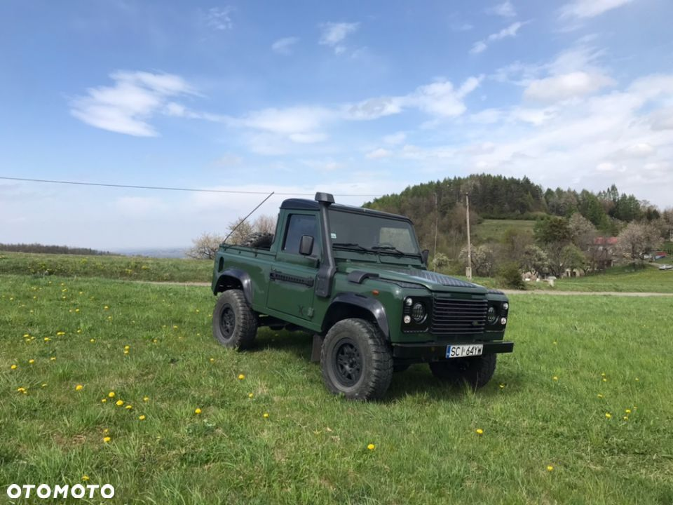 Land Rover Defender Land Rover Defender wersja 90 Pickup - 1