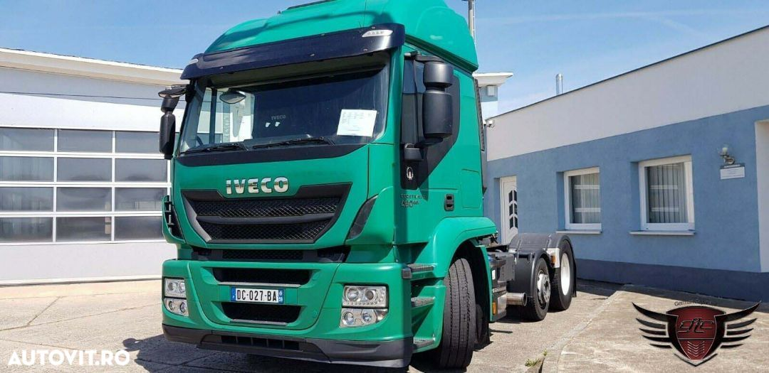 Iveco Stralis 460 EURO 5 2014 Nr. Int 10871 Leasing - 6