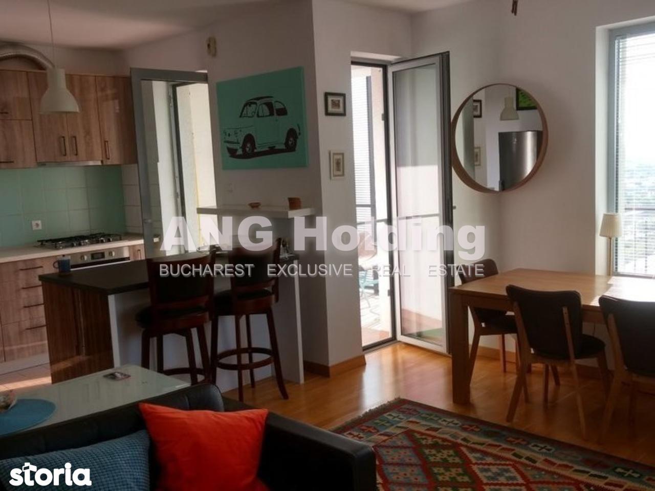 Apartament de inchiriat, București (judet), Strada Glădiței - Foto 9