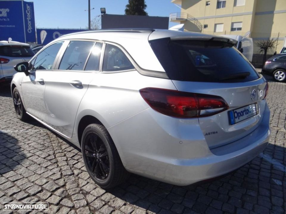 Opel Astra Sports Tourer astra st 1.6 cdti edition s/s - 7