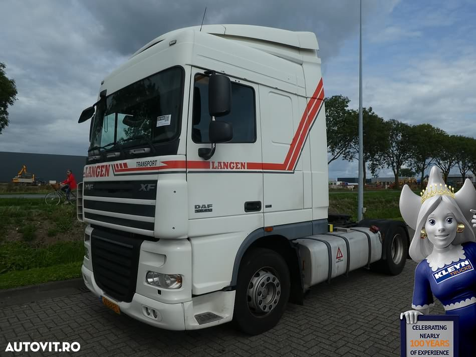 DAF XF 105.410 SPACECAB PTO E5 - 1