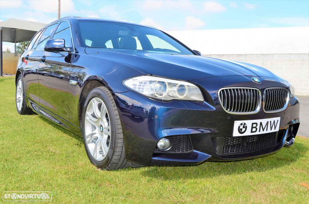 BMW 520 d M-Sportpacket Touring - 1