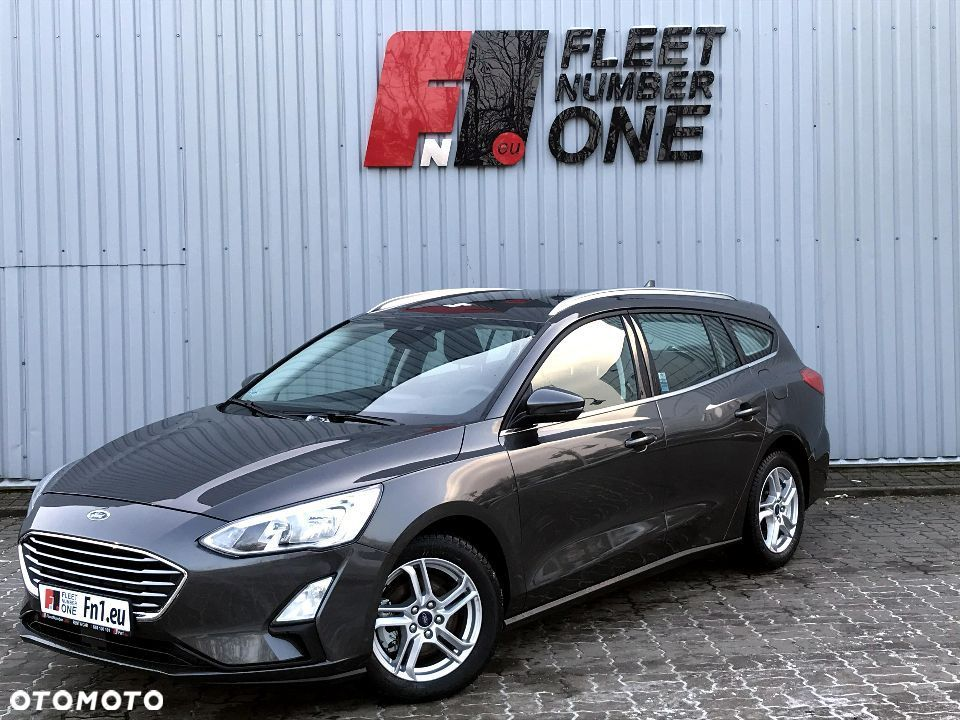 Ford Focus 1.0 EcoBoost 125 KM Trend Fleet Number One - 1
