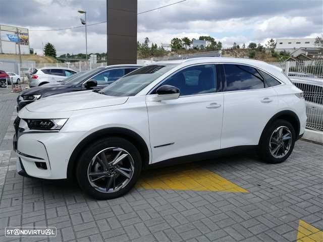 DS DS7 Crossback DS7 CB 2.0 BlueHDi Grand Chic EAT8 - 4