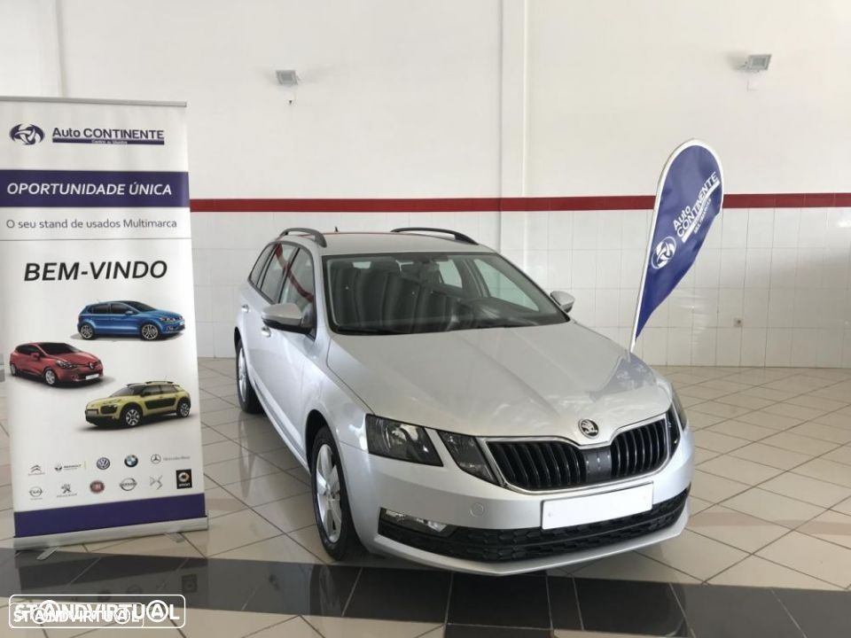 Skoda Octavia Break 1.6 TDi Ambition - 3