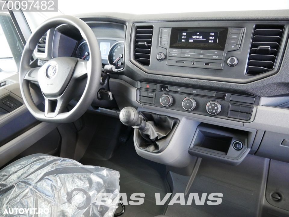 Volkswagen Crafter 2.0 TDI 140PK Nieuw Enkellucht Chassis cabine Cruise control Airco Cruise - 9