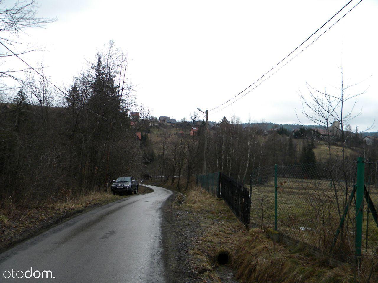 Działka na sprzedaż, Ślemień, żywiecki, śląskie - Foto 14