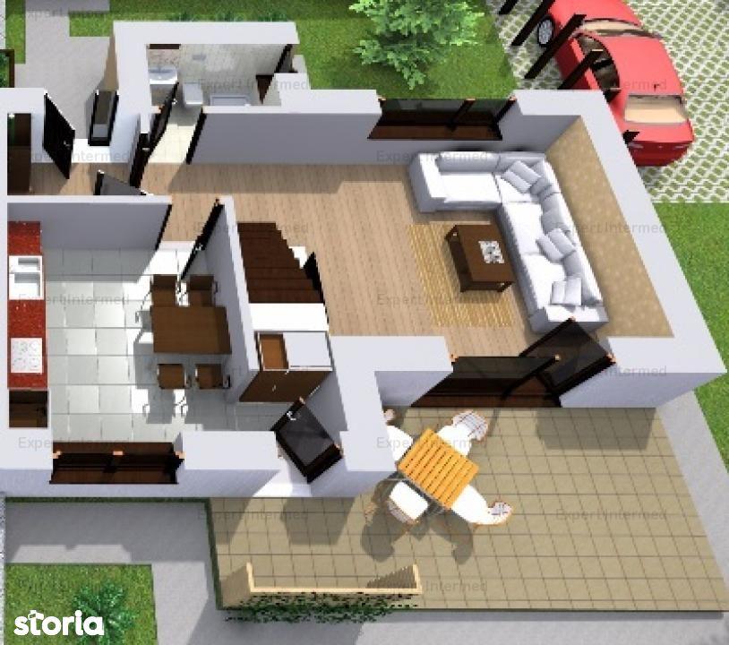 Casa de vanzare, Miroslava, Iasi - Foto 7