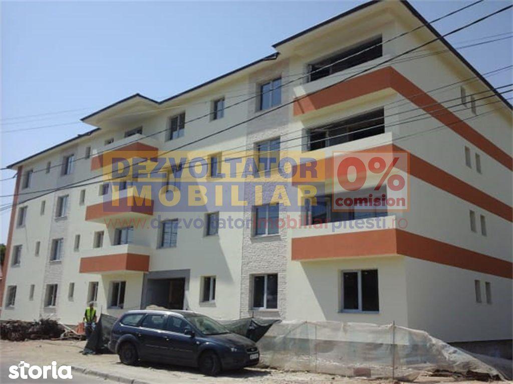 Apartament de vanzare, Argeș (judet), Strada Petre Ispirescu - Foto 1
