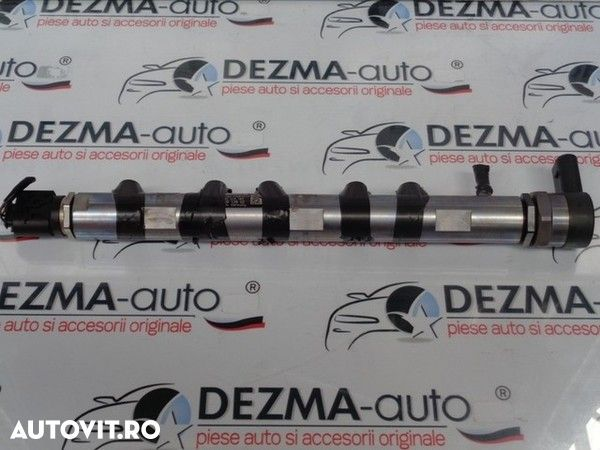 Rampa injectoare , Bmw 5 Touring (E61) 2.0d, N47D20A - 1