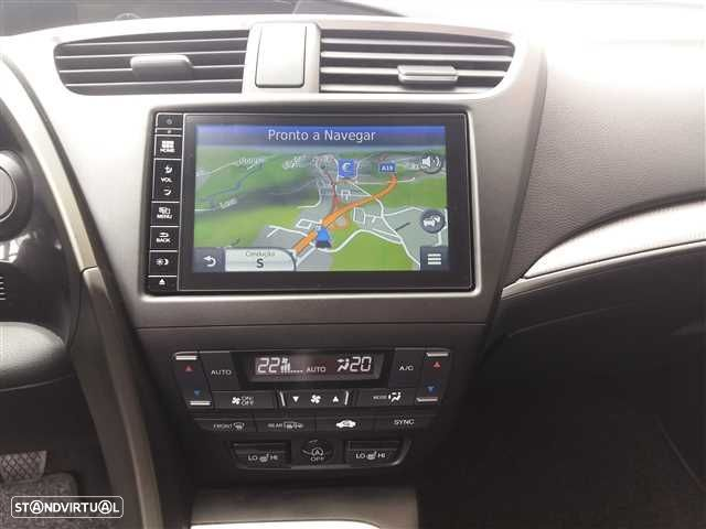 Honda Civic 1.6 i-dtec Elegance Connect Navi - 12