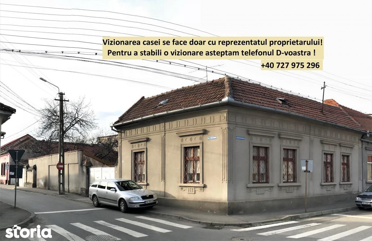Casa de vanzare, Timiș (judet), Lugoj - Foto 1