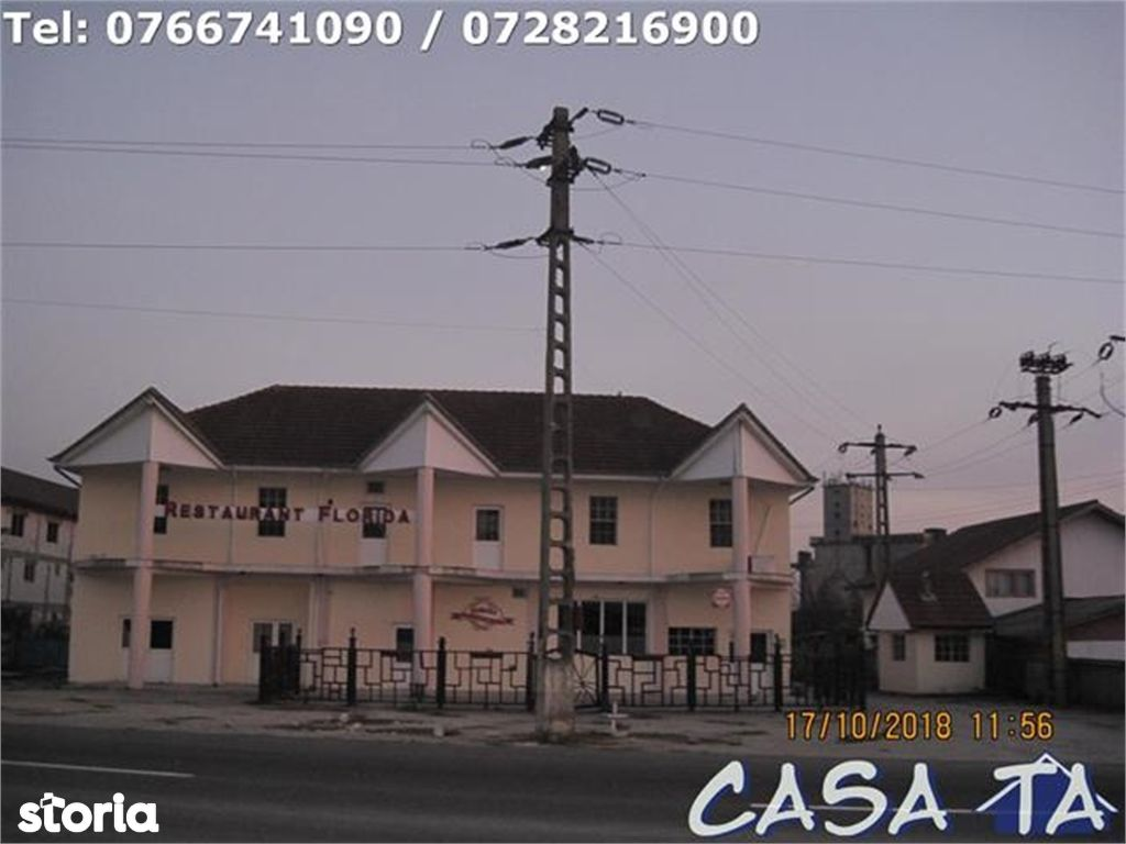 Spatiu Comercial de vanzare, Gorj (judet), Bulevardul Ecaterina Teodoroiu - Foto 1