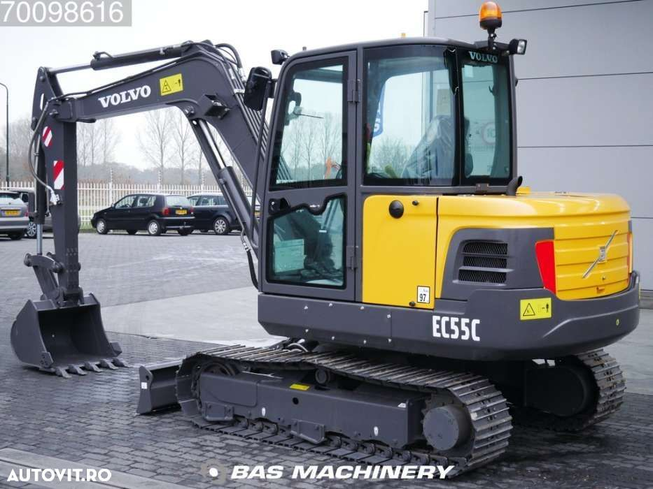 Volvo EC55C New unused 2018 machine - 2