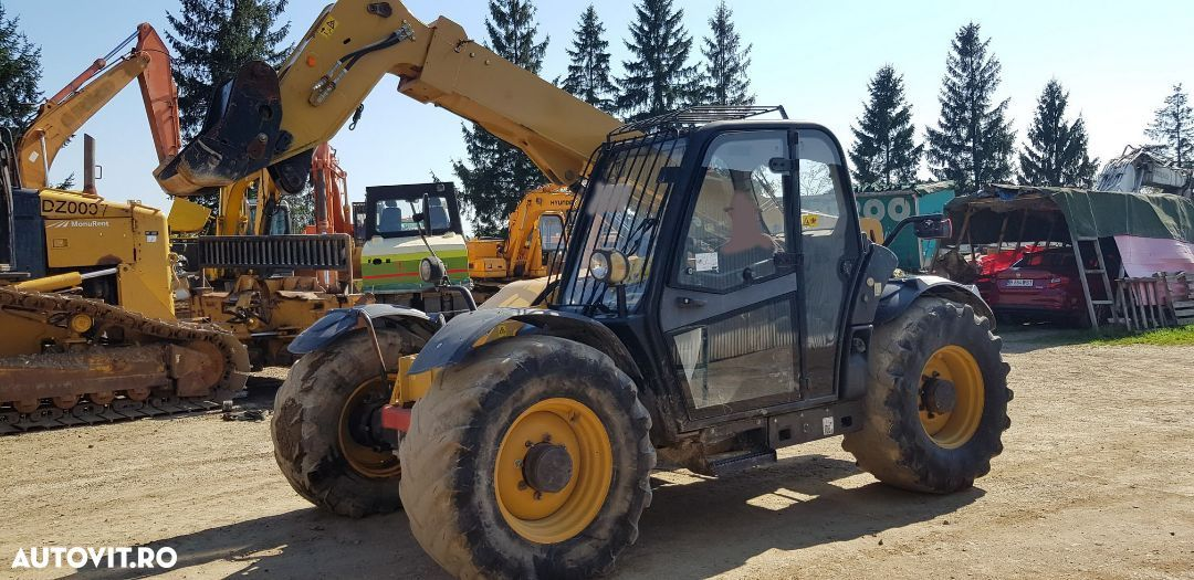Caterpillar CAT TH407 Încărcător telescopic - 4