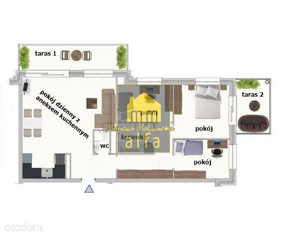 Mieszkanie na sprzedaż, Grudziądz, Rządz - Foto 2