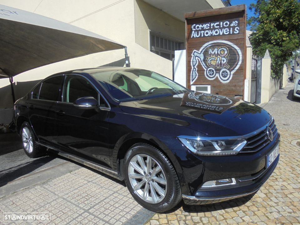 VW Passat 1.6 TDI highline CX. Automática - 1