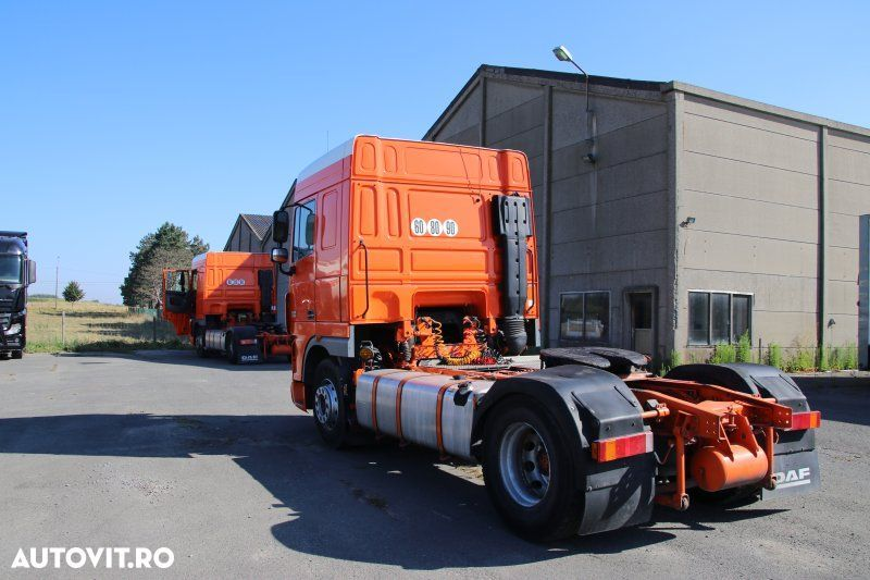 DAF XF 105.410 - MANUAL - EURO 5 - 4