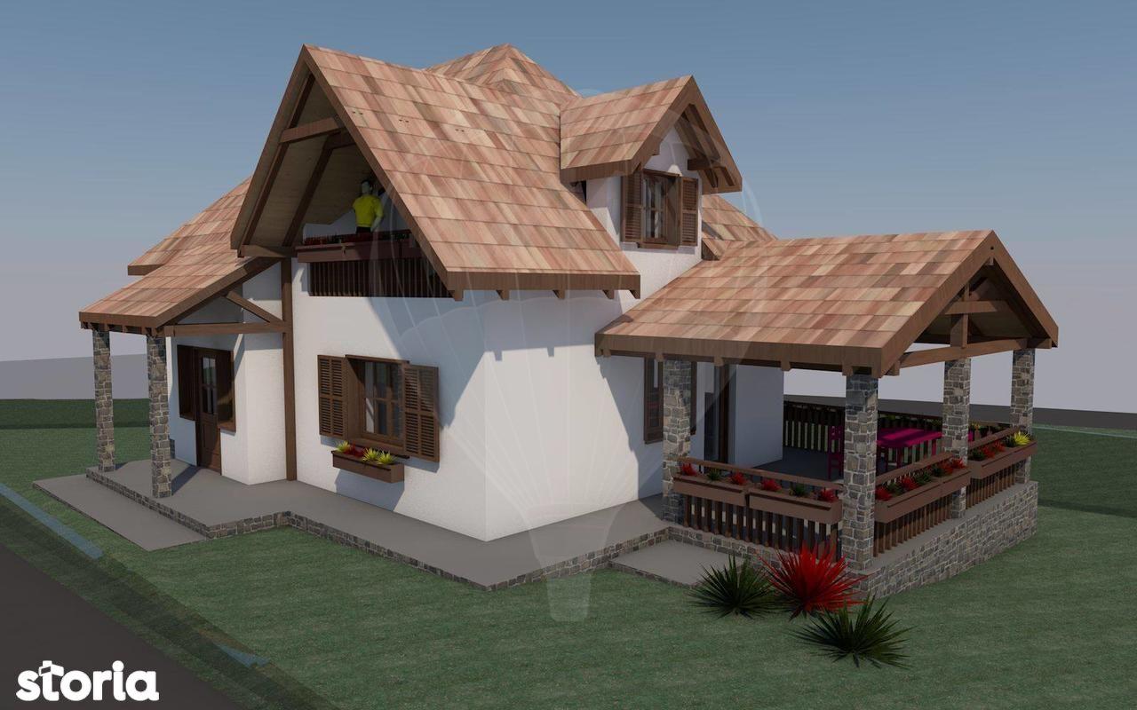 Casa de vanzare, Bungard, Sibiu - Foto 2