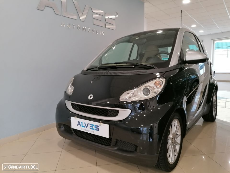 Smart ForTwo Passion Mhd - 2