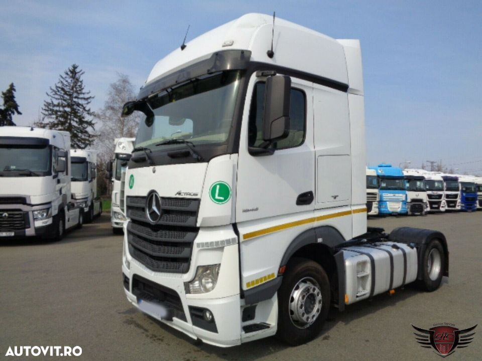 Mercedes-Benz ACTROS 1845 LS EURO 6 2015 Nr. Intern 10551 Leasing - 17