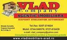 Aceasta teren de vanzare este promovata de una dintre cele mai dinamice agentii imobiliare din Arad (judet), Arad: Vlad Company