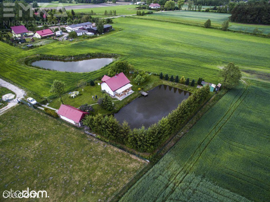 Dom na sprzedaż, Zarośle Cienkie, toruński, kujawsko-pomorskie - Foto 17