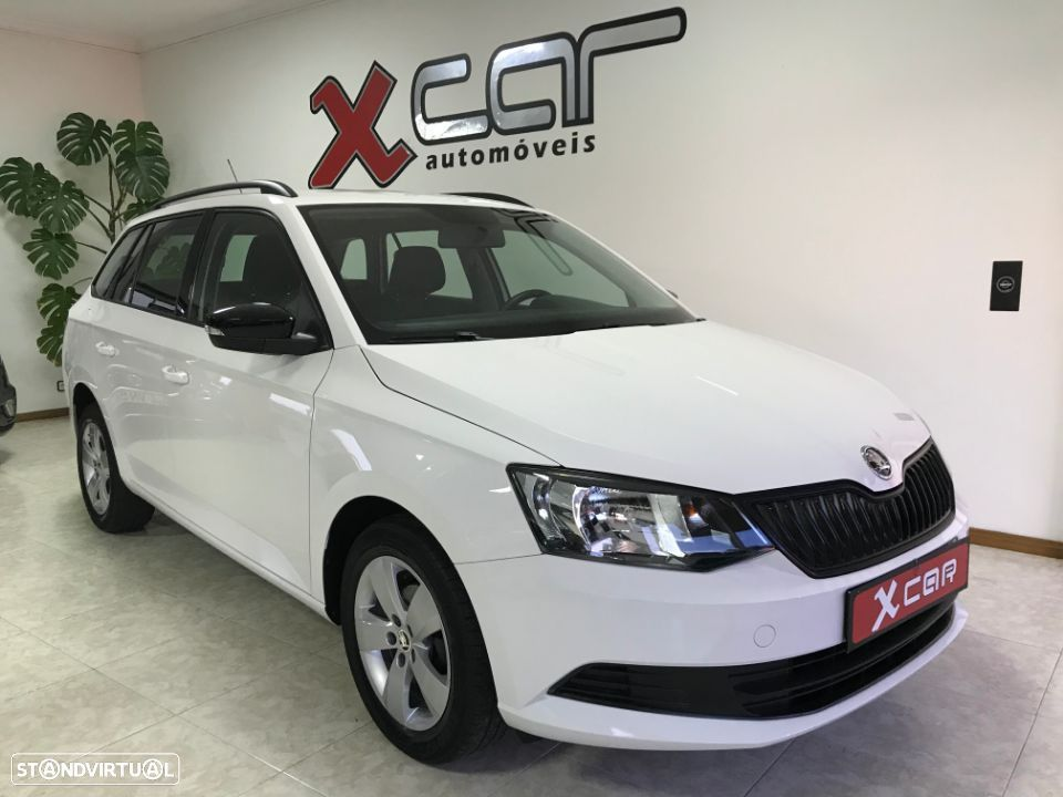 Skoda Fabia Break 1.0 ACTIVE - 1