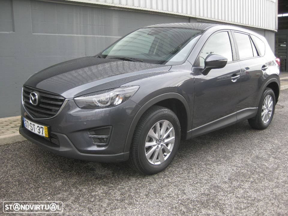 Mazda CX-5 2.2 D 4X2 EVOLVE AT HS NAVI - 1