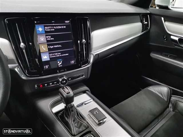 Volvo S90 2.0 D4 R-Design Geartronic - 15